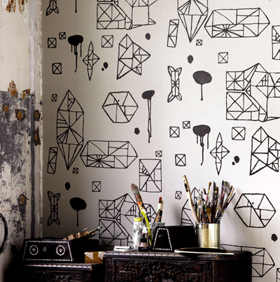 wallpaper interior. wallpaper interior design.